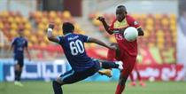 Foolad splits the match points with Paykan