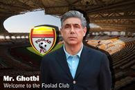 Afshin Ghotbi named as Foolad Head Coach