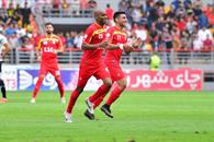 Foolad VS Peikan has ended with a draw
